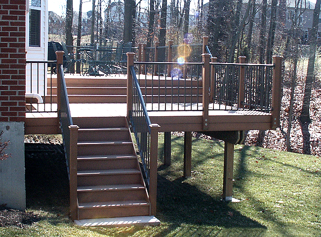 Restore A Composite Deck With Messmers Composite Deck Finish | Apps ...